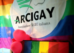 Bandiera di Arcigay