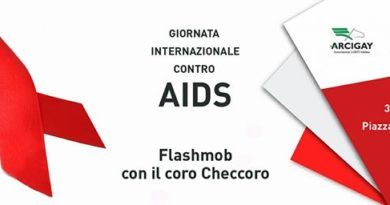 World Aids Day with Checcoro: in Piazza Monte Grappa between prevention, music and mulled wine