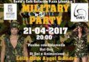 Venerdì 21 aprile Military Party al David's Cafè di Gallarate