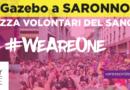 Il Gazebo del Varese Pride arriva a Saronno