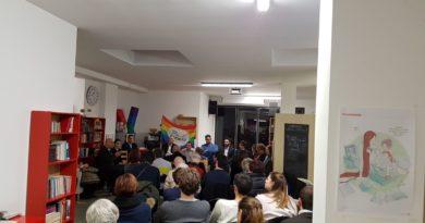 Grande partecipazione al dibattito organizzato per le elezioni regionali
