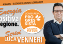 Luca Venneri (Lombardia Progressista – Sinistra per Gori) sottoscrive il documento politico di Arcigay Varese per le elezioni regionali