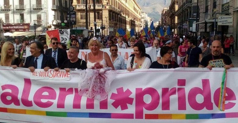 """Onda Pride, domani a Palermo l'ultima parata. Arcigay: """"Il Paese resti mobilitato a difesa dei diritti"""""""